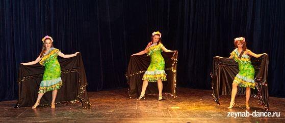 Зейнаб.Александрийский танец.Обучение танцам живота в Москве.
