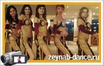 """Фестиваль """"Таланты"""" Гран При 2007 Шоу Беллиданс. Танец с Тростью."""