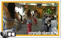 Выступление на свадьбе. Танец живота Хабиби.