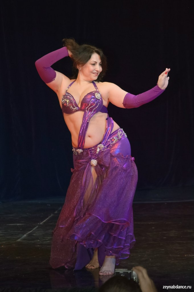 Танцы живота в домашних условиях